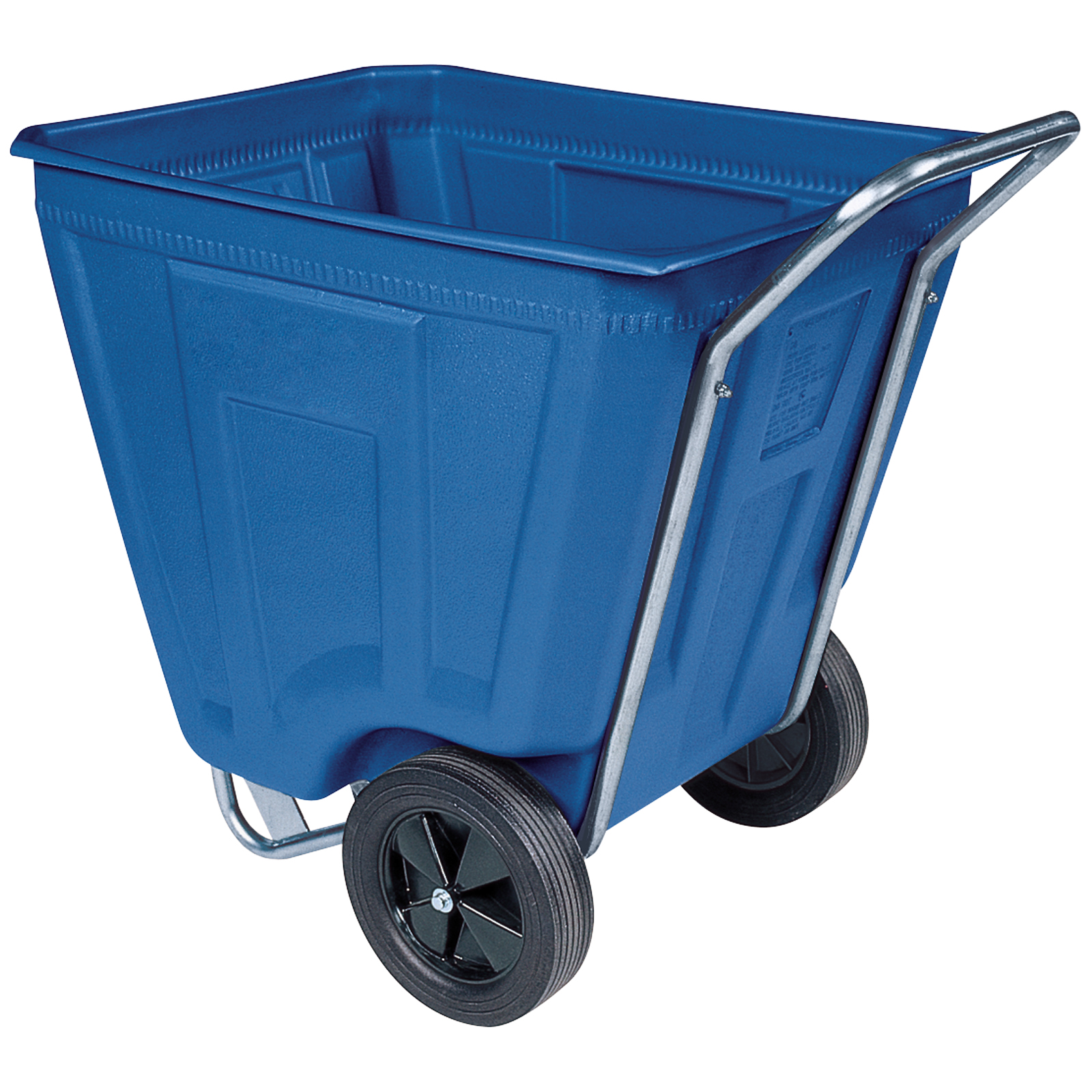 Akro-Cart 60 Gal, 30-1/2 x 48 x 33-1/2, Blue (76460BLUE).  This item sold in carton quantities of 1.