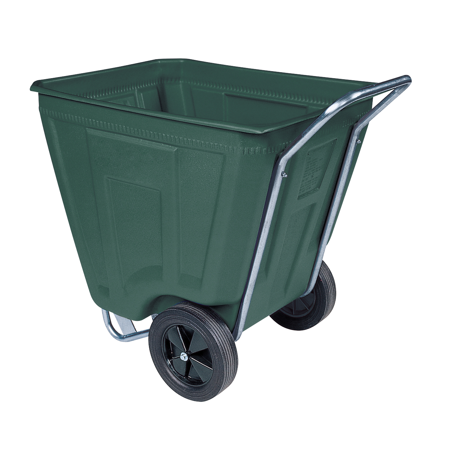 Akro-Cart 60 Gal, 30-1/2 x 48 x 33-1/2, Green (76460GREEN).  This item sold in carton quantities of 1.