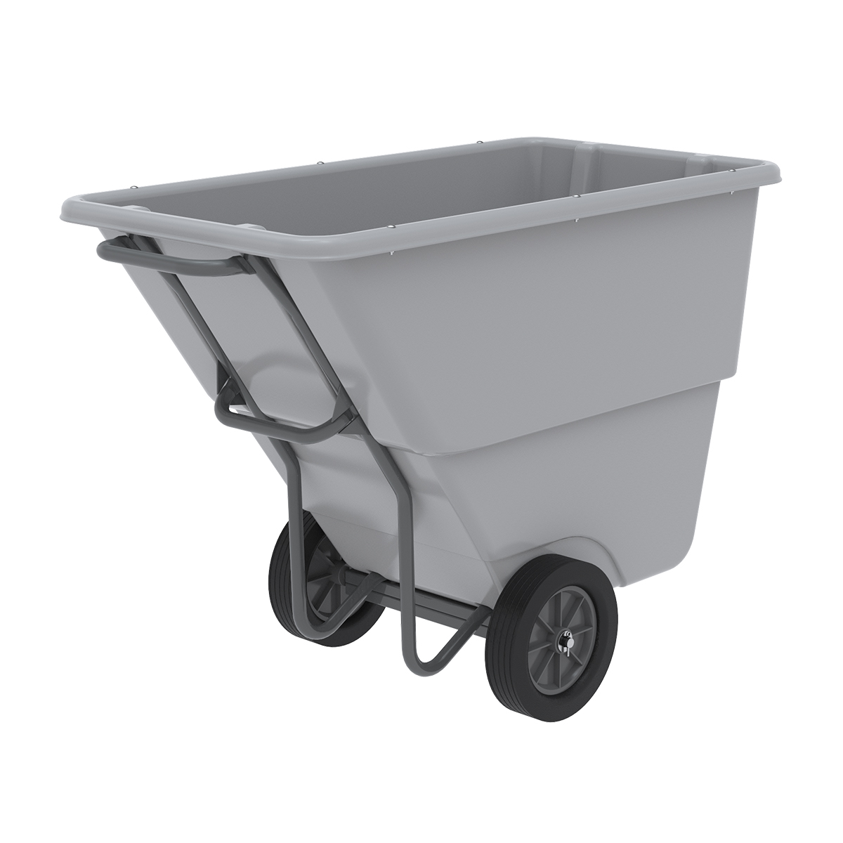 AKRO-TILT TRUCK, MEDIUM DUTY, 100GAL - 1/2 YD.  This item sold in carton quantities of 1.