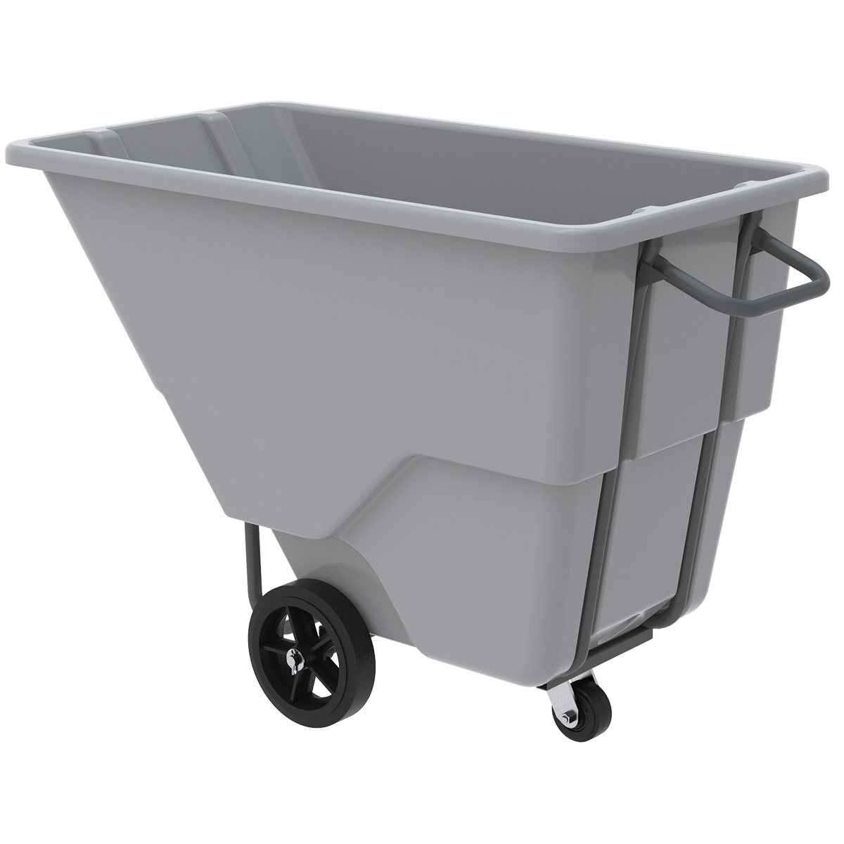 AKRO-TILT TRUCK, HEAVY DUTY, 100GAL - 1/2 YD.  This item sold in carton quantities of 1.