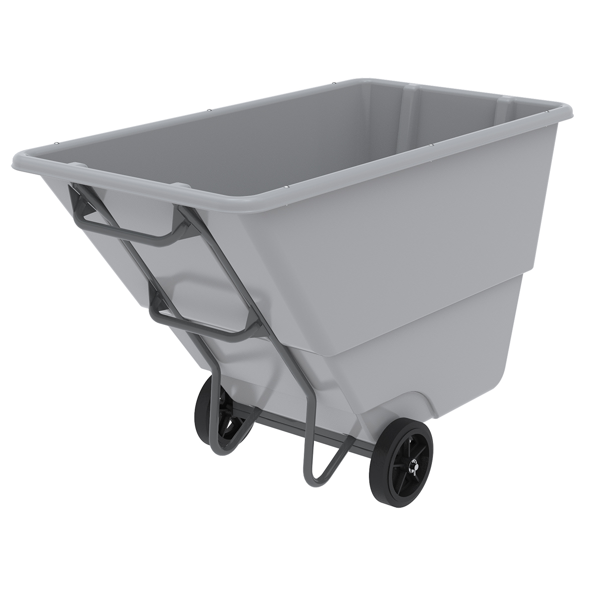 AKRO-TILT TRUCK, HEAVY DUTY, 200GAL - 1 YD.  This item sold in carton quantities of 1.