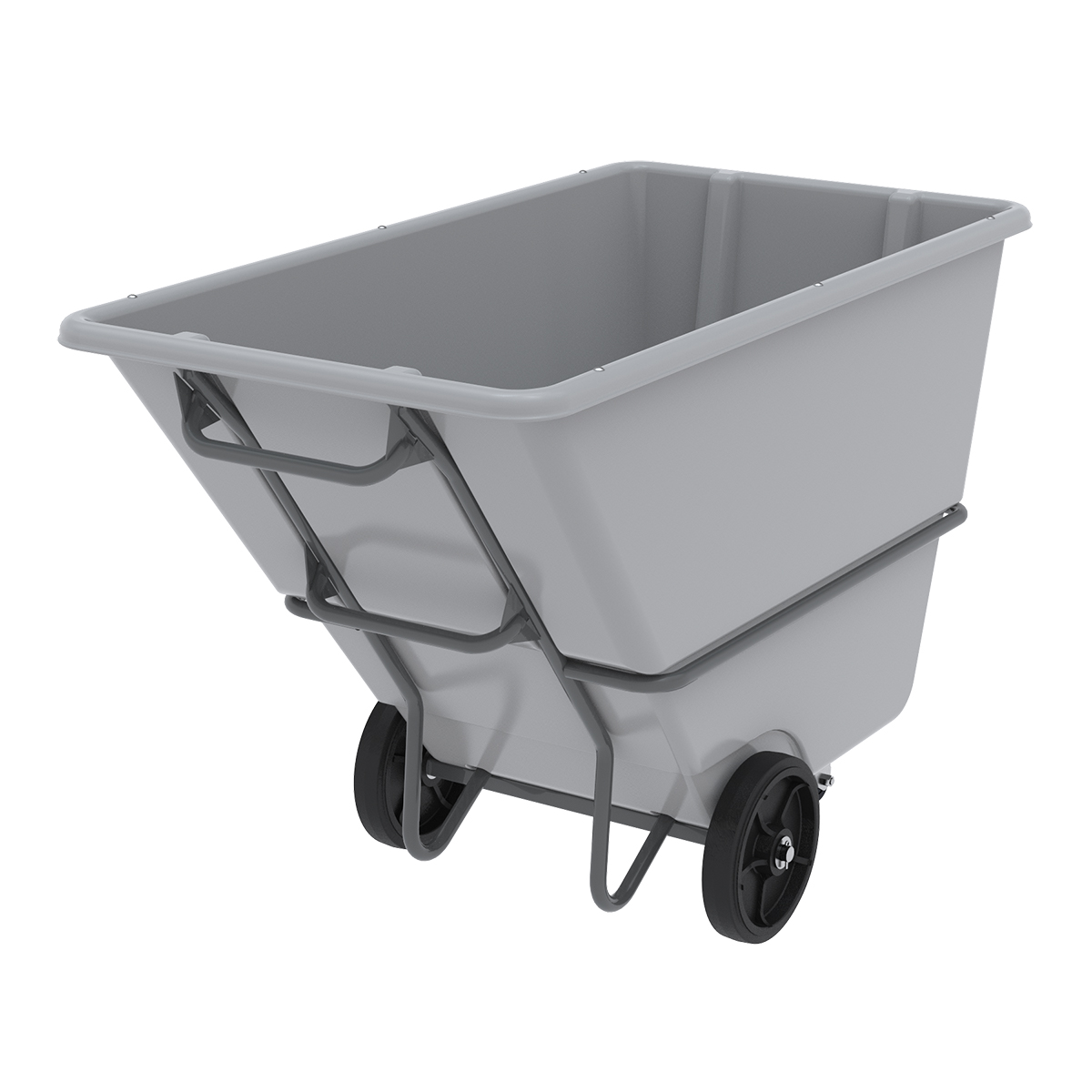 AKRO-TILT TRUCK, SUPER HEAVY DUTY, 200GAL - 1 YD.  This item sold in carton quantities of 1.