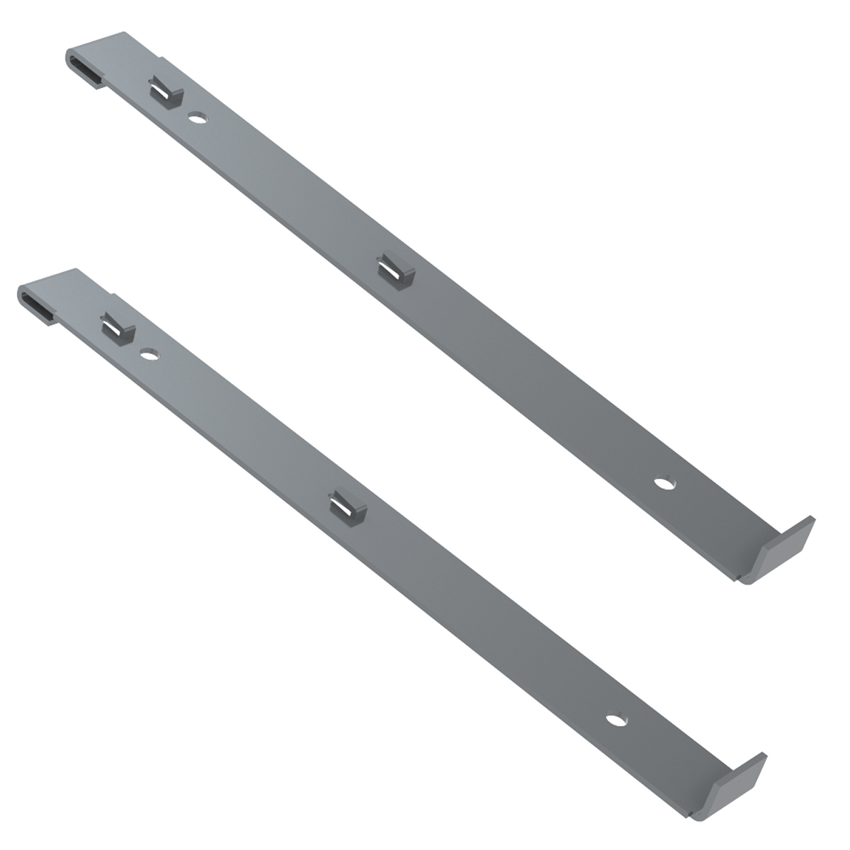 Suspension Straps for 19-Series Mobile Rack, 2 PK. Gray (98400).  This item sold in carton quantities of 1.