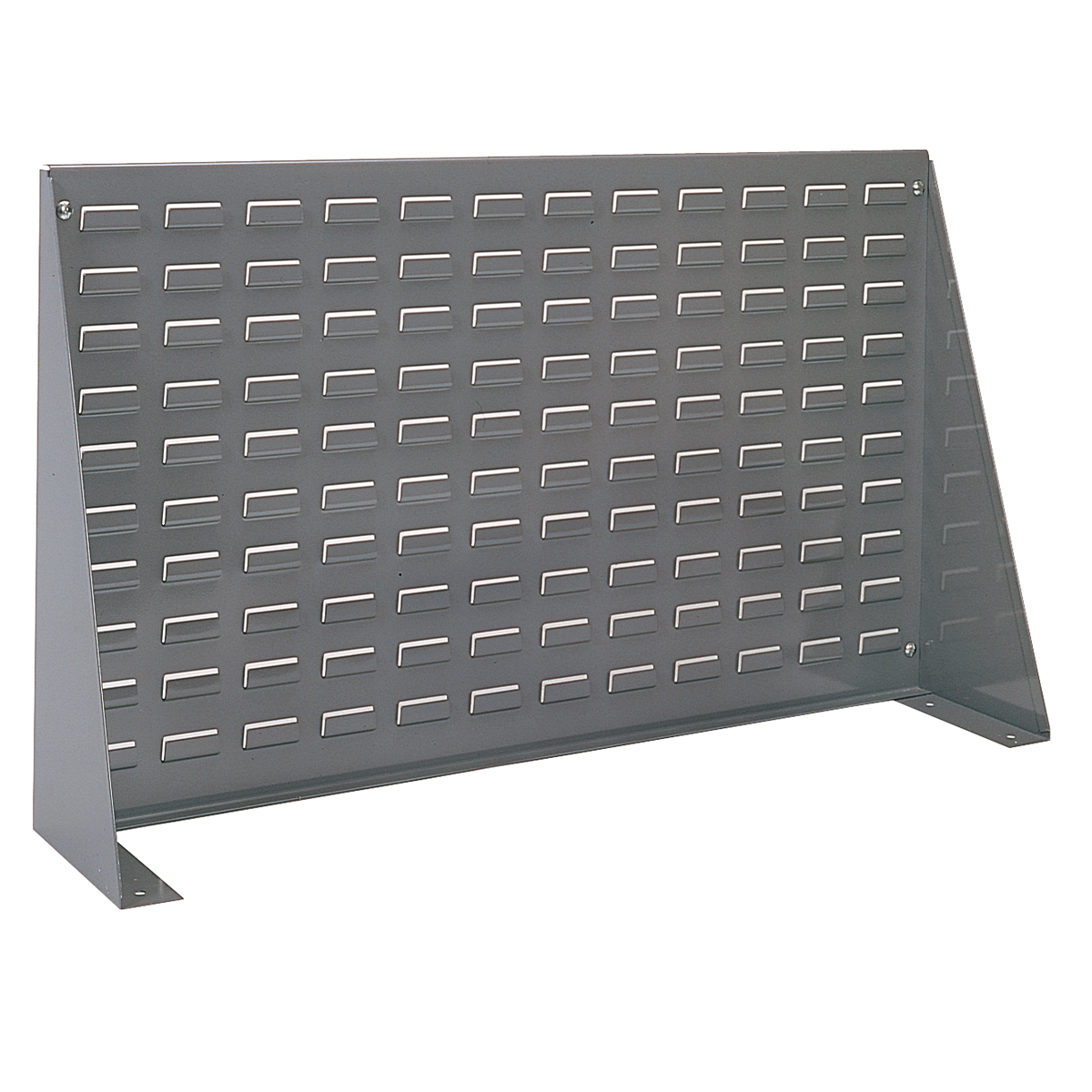 Louvered Bench Rack, 36