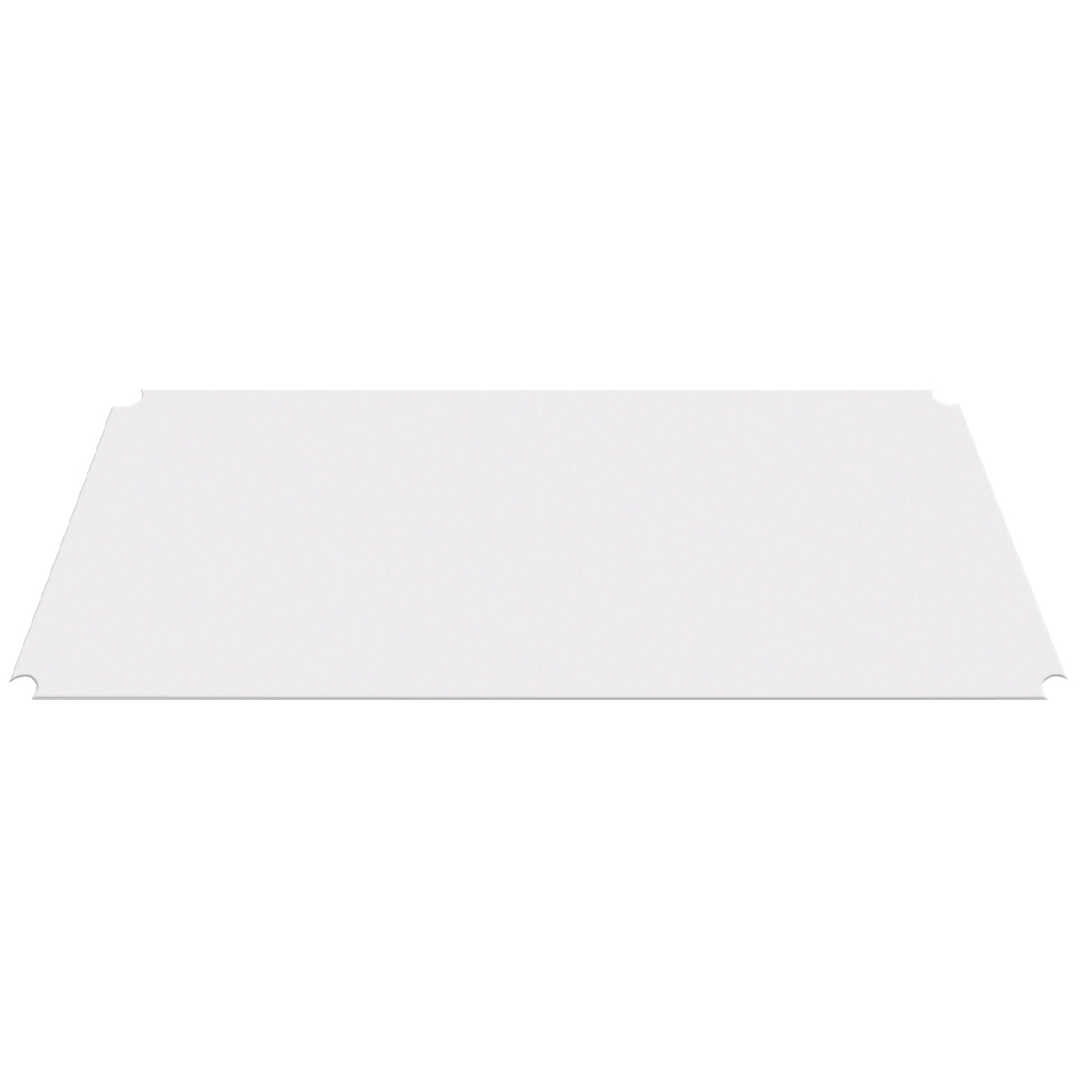12 x 24 Shelf Liner, Clear (AW1224LINER).  This item sold in carton quantities of 4.