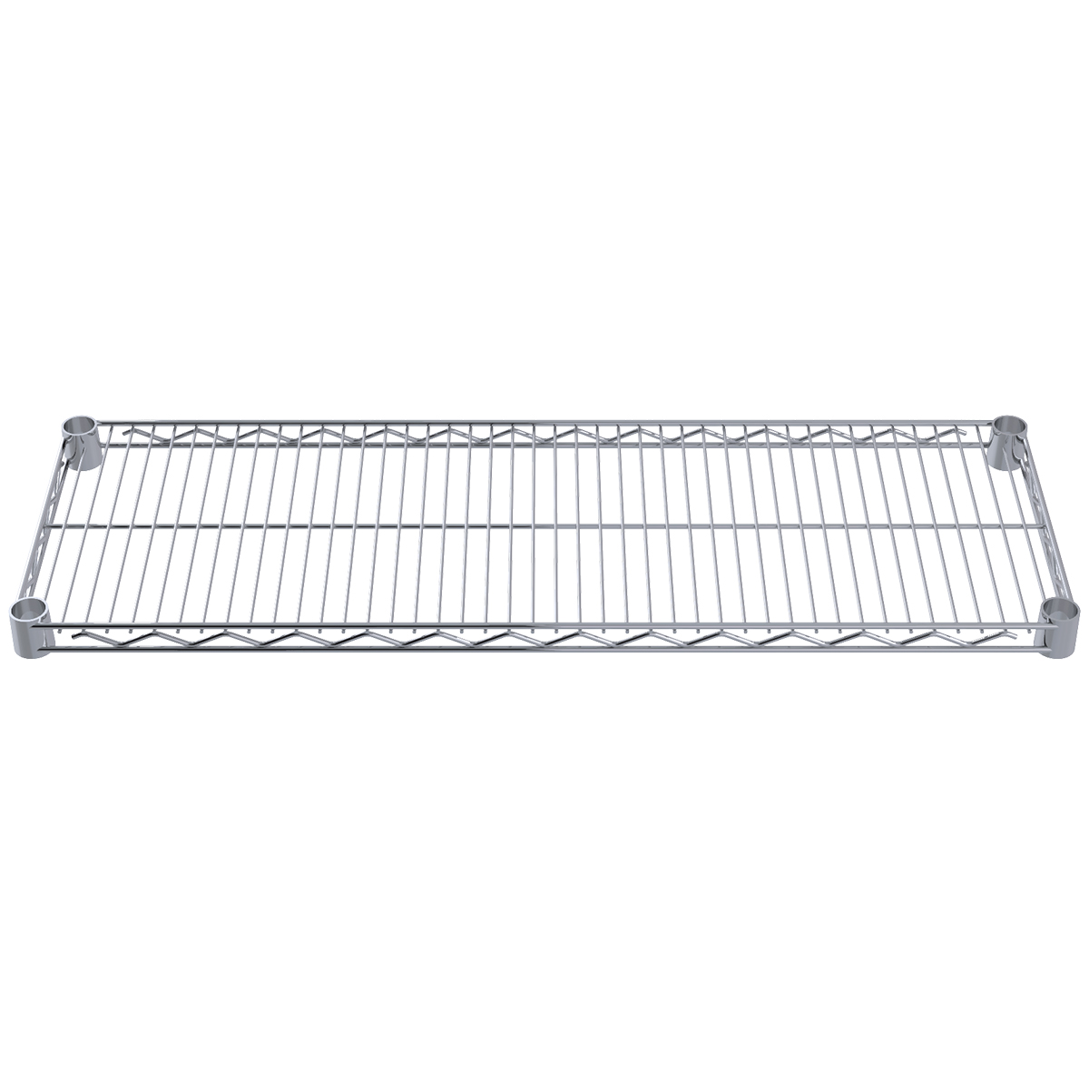 12 X 36 Wire Shelf, Chrome (AWS1236SHELF).  This item sold in carton quantities of 4.