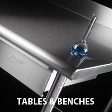 Metro Stainless Table