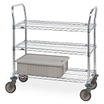 SP Series Wire Utility Carts