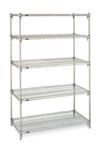 Metro Super Adjustable Wire Shelving Unit
