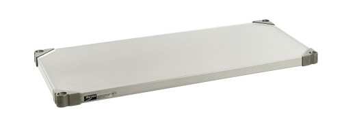 Metro All Stainless Solid Shelf