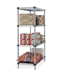 Heavy Duty Solid Shelving