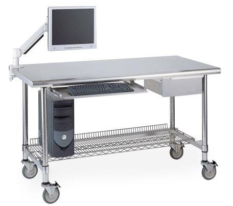 Metro Stainless Lab Table