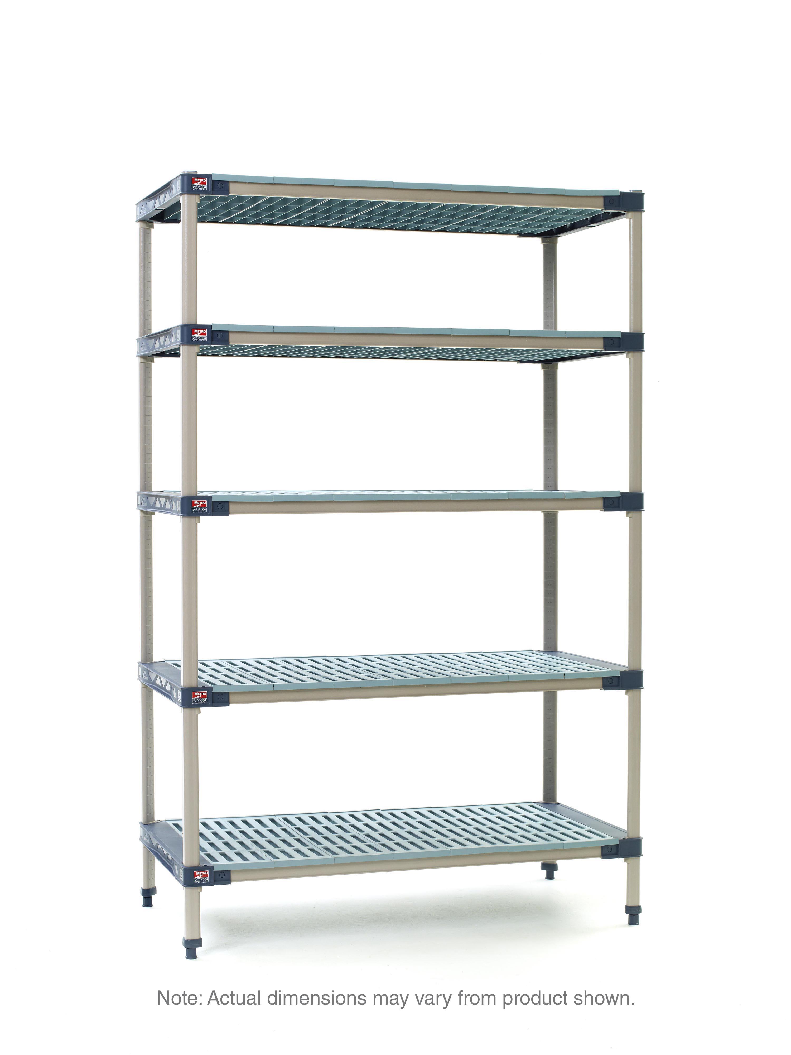 Polymer Shelving Metromax Iq Storage System Metromax 4