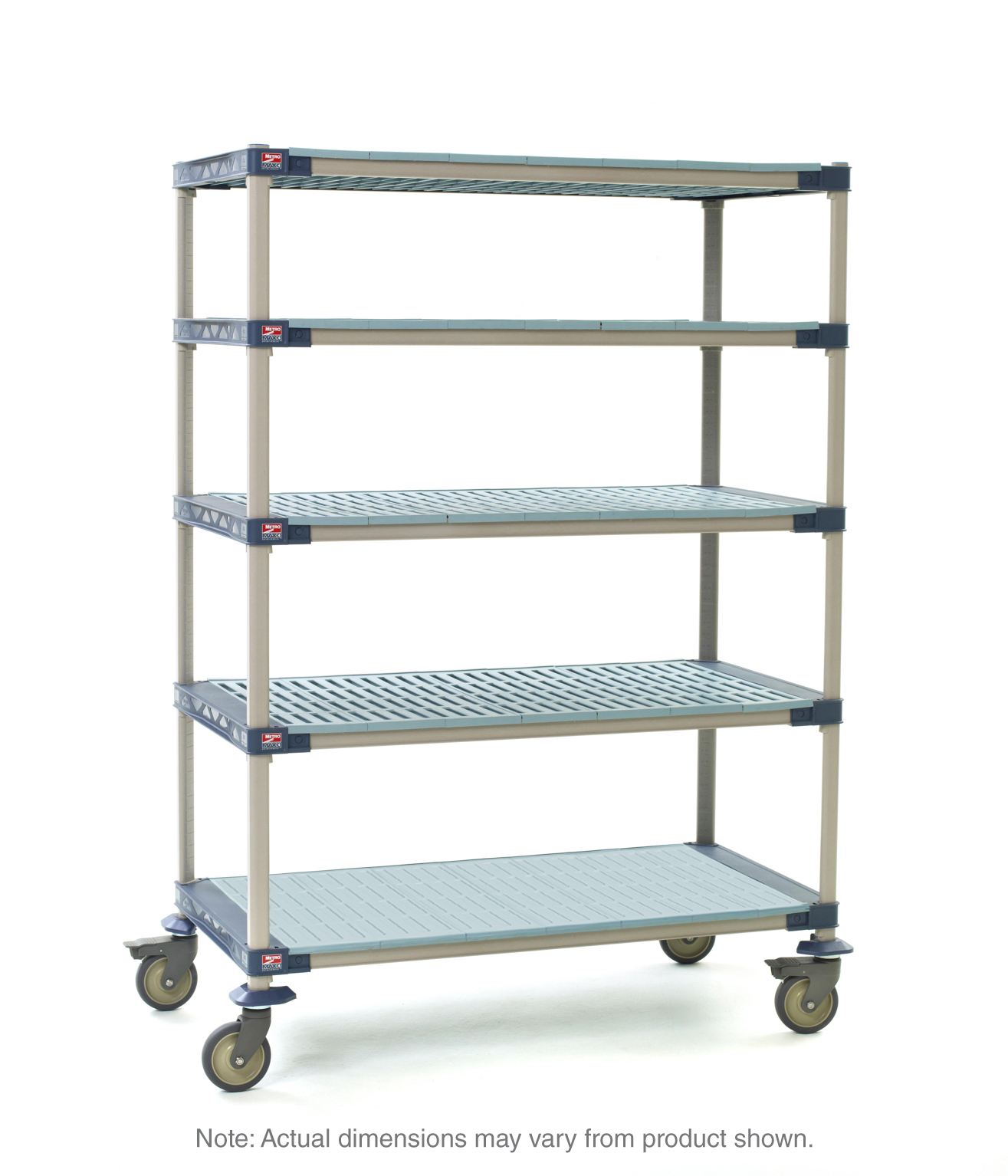 MetroMax 4 Mobile Pre-Configured Carts
