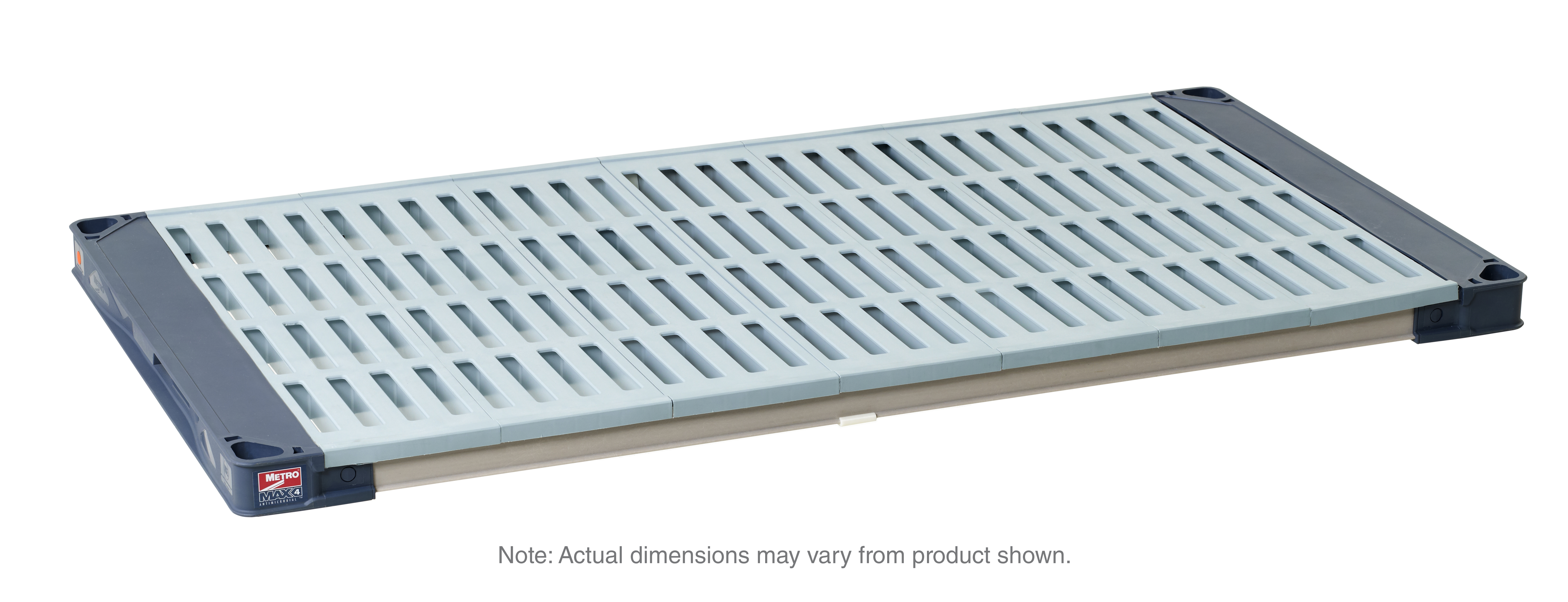 MetroMax 4 18x48 Shelf with Grid Mat