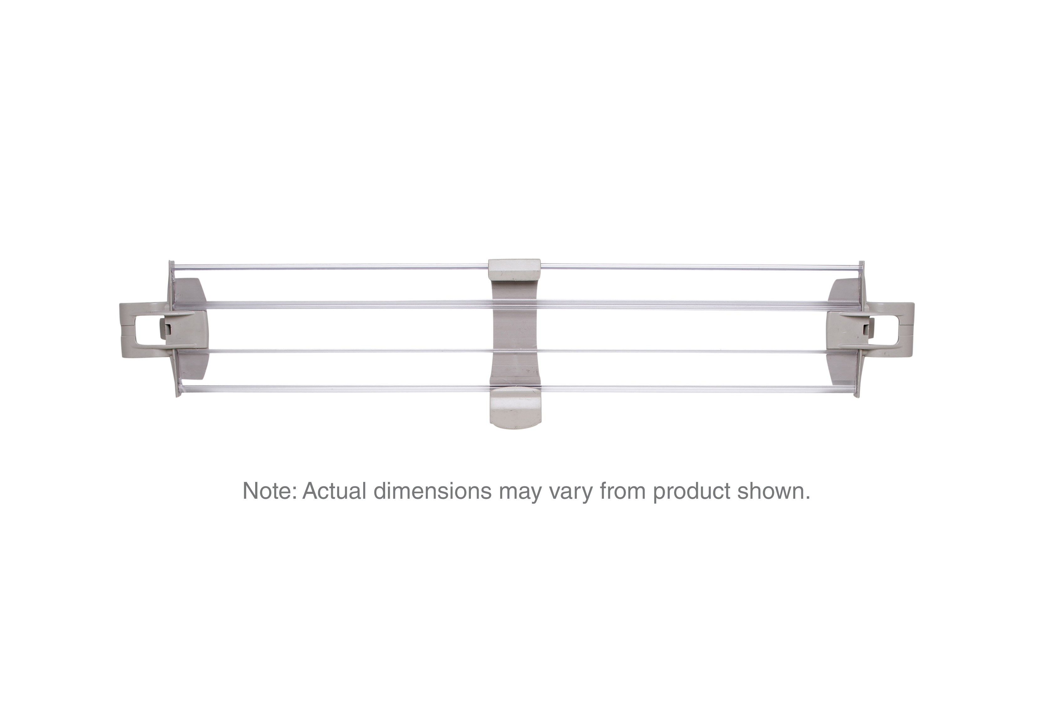 Max4 2'' High Stackable Ledge for Shelf Length of 30