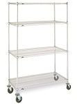 Metro Super Erecta 4 Tier Carts