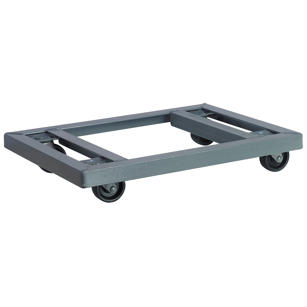 Item DISCONTINUED by Manufacturer.  Steel Dolly, 16x27, Lips Down, 4