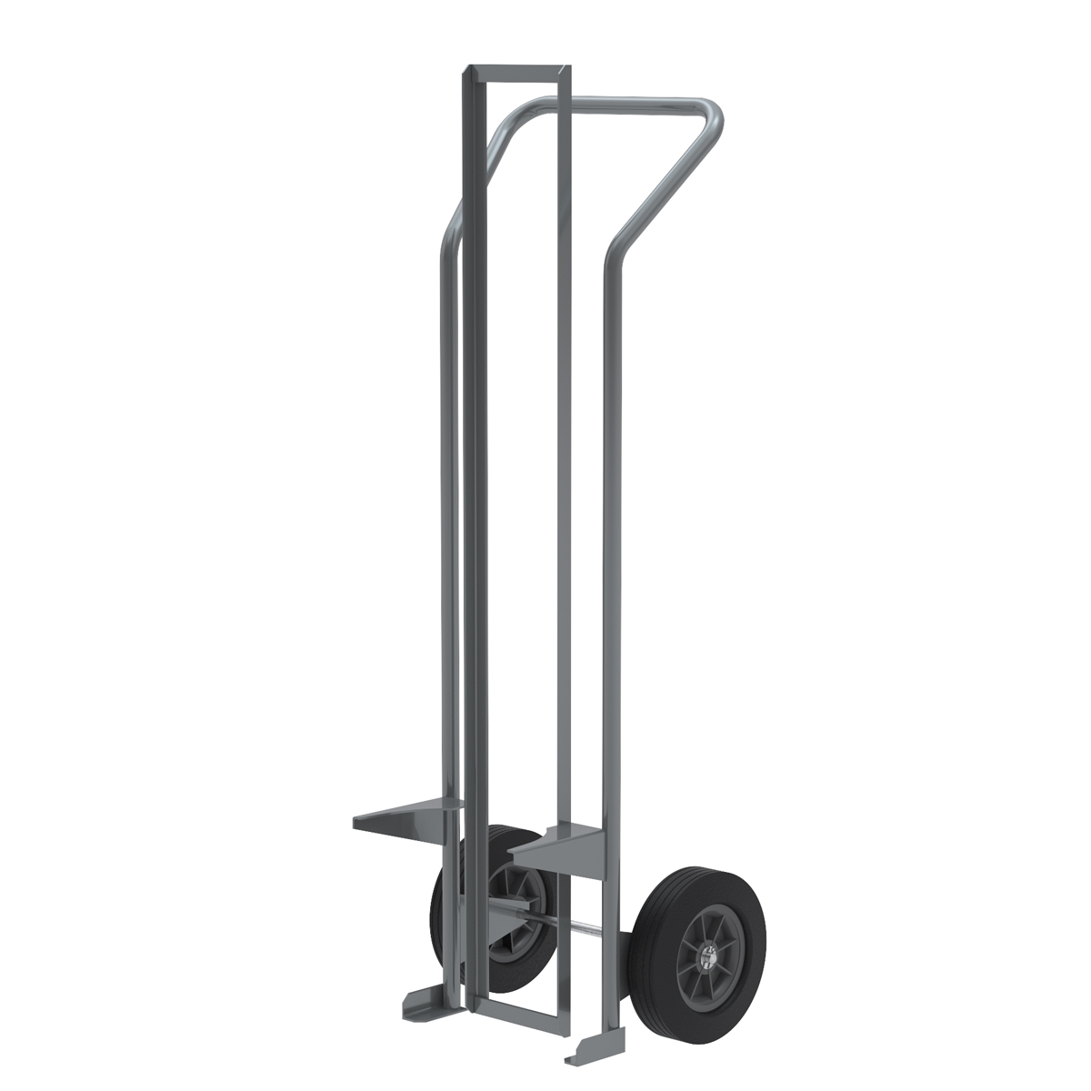 Hand Truck, Semi-Pneumatic 5 Gallon Pail 18-1/2