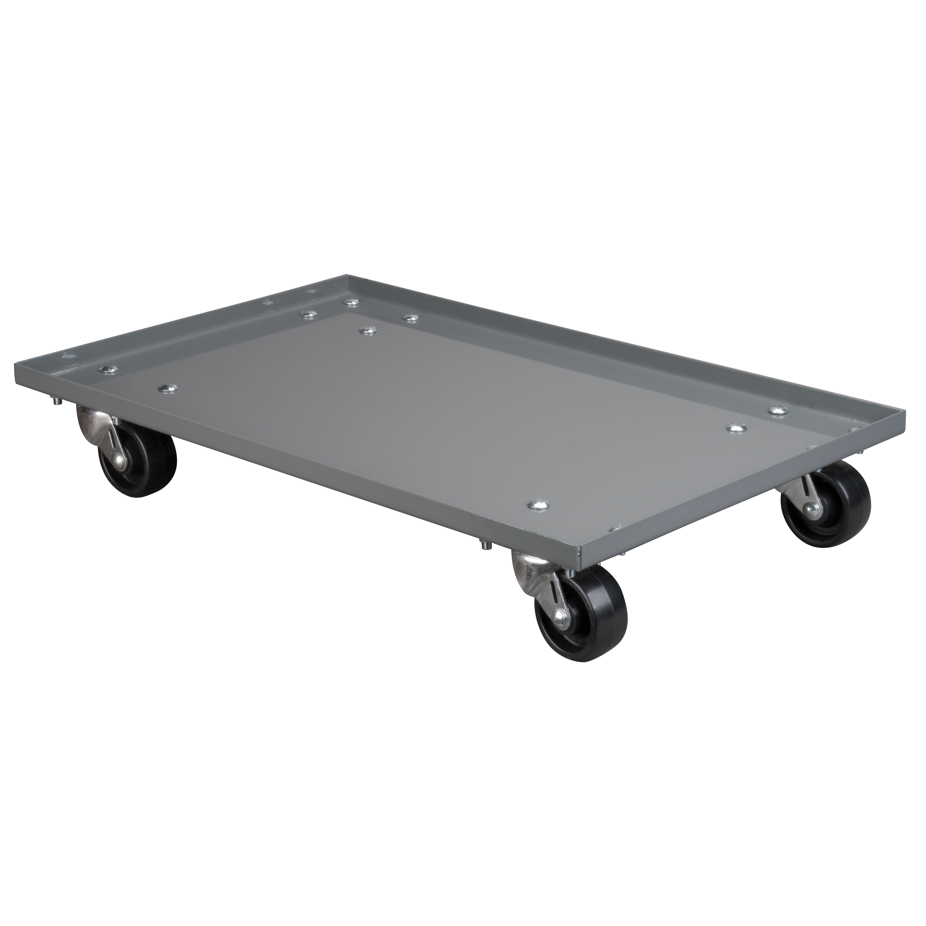 Item DISCONTINUED by Manufacturer.  Steel Dolly, 17x27, Lips Up, 3