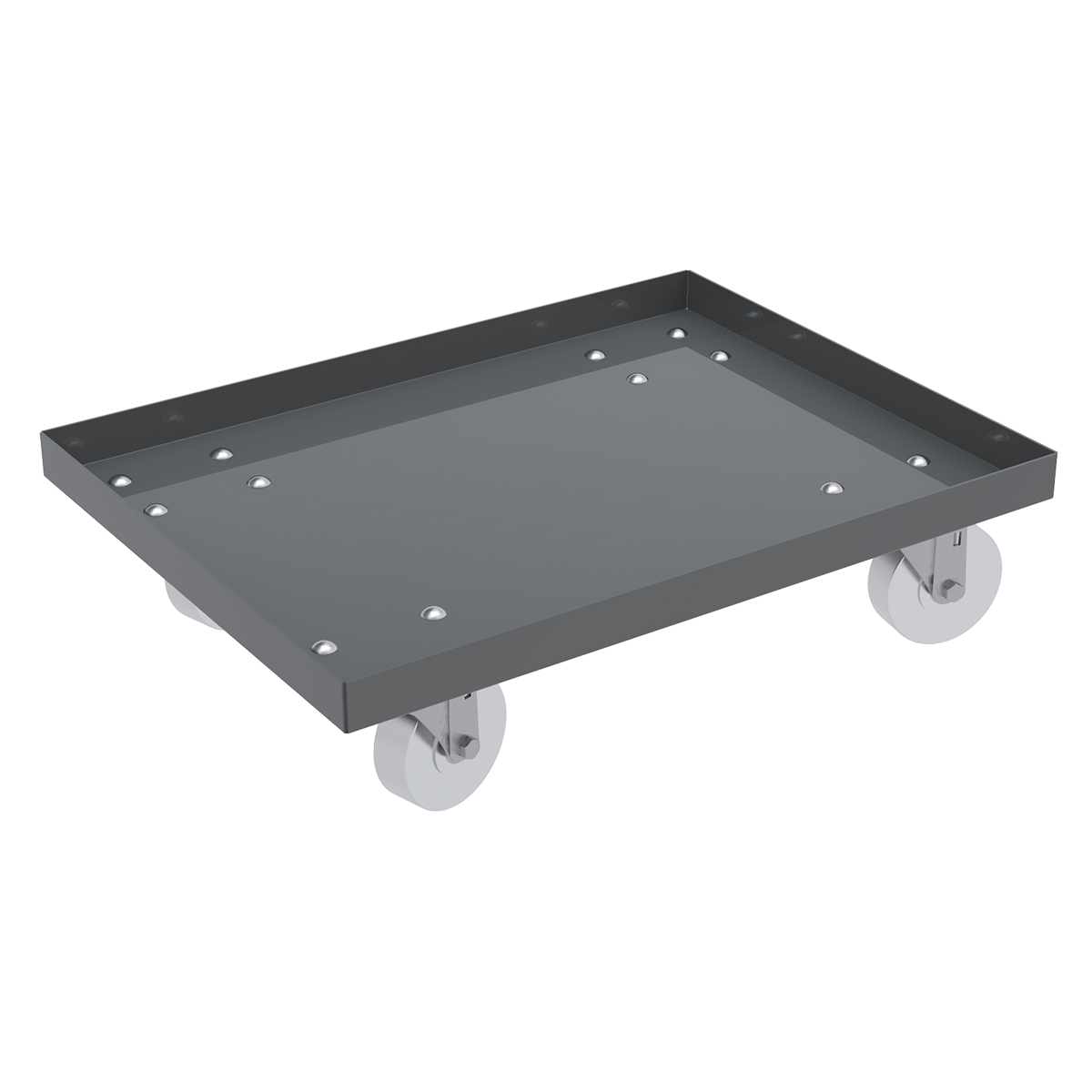 Item DISCONTINUED by Manufacturer.  Steel Dolly, 16x27, N/A4