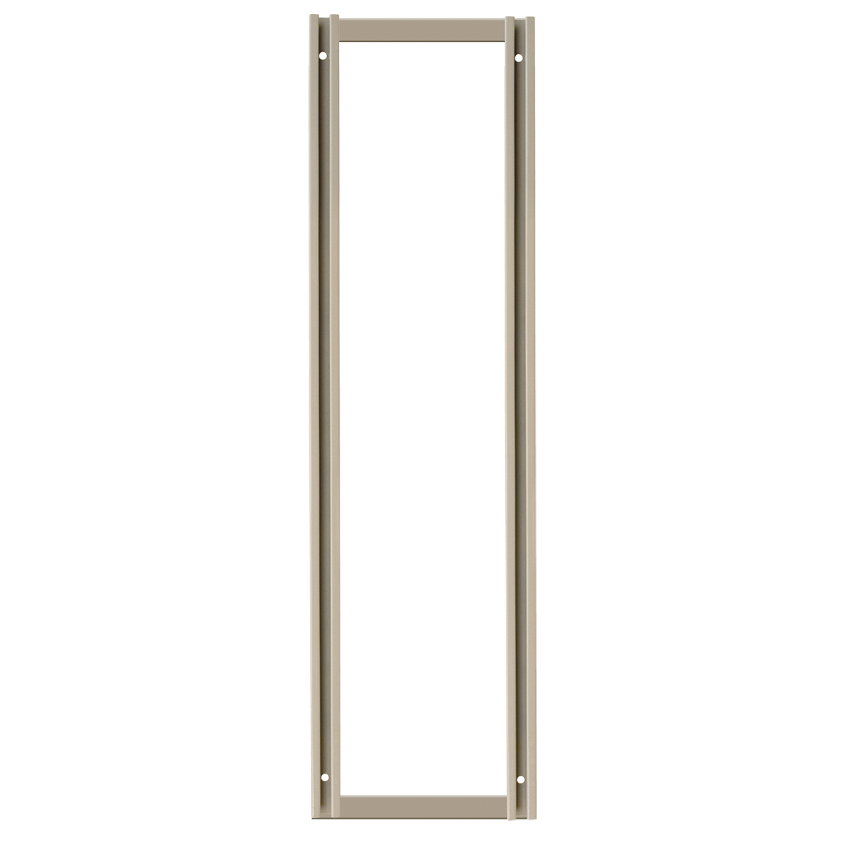 TiltView Frame, 48 x 13-1/4, Beige (TV48F).  This item sold in carton quantities of 1.