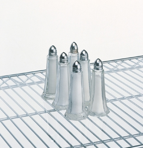 Metro® 1860CI-4  - 18x60 Clear Shelf Inlays