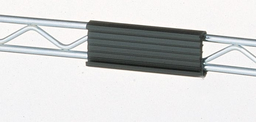 Wire Shelf Labels | Metro 9990p6esd Super Erecta Esd Conductive Label Holder 37