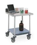 Metro® LT30XS3 - 30: WK Table, Stationary, Stainless Steel Top,