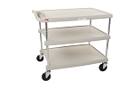 Metro® MY1627-34G - MYCART 3 SHELF GRAY 16x27