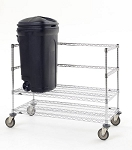Metro® MSANI2448NC - Sanitation Cart - 24x48