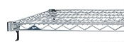 Metro® A1848NC - 18X48 Chrome Super Adjustable