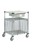 Metro®  SECMLAB SECURITY CART 2430