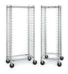 Metro® RS3 - Wire Bun Pan Rack, mobile, side load, 19-1/2