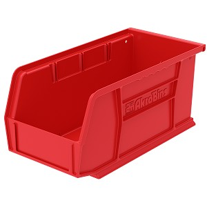 AkroBin 10-7/8 x 5-1/2 x 5, Red (30230RED).  This item sold in carton quantities of 12.