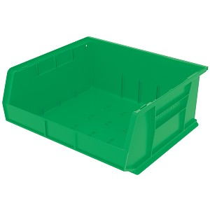 AkroBin 14-3/4 x 16-1/2 x 7, Green (30250GREEN).  This item sold in carton quantities of 6.