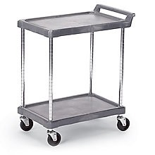 Olympic J16UC2 - 16x27, 2-shelf cart