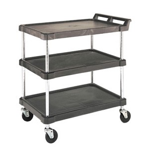 Olympic J16UC3 - 16x27, 3-shelf cart